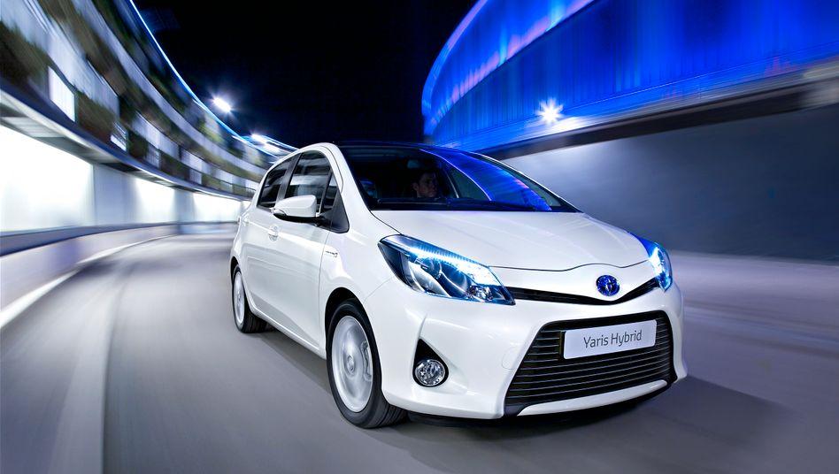 Toyota Yaris Hybrid: Japans Autohersteller Nummer eins will zurück an die Weltspitze