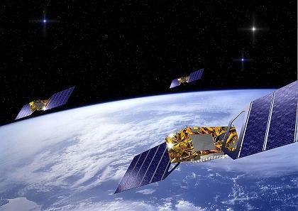 Hoch fliegende Pläne: Galileo soll die europäische Antwort auf GPS werden