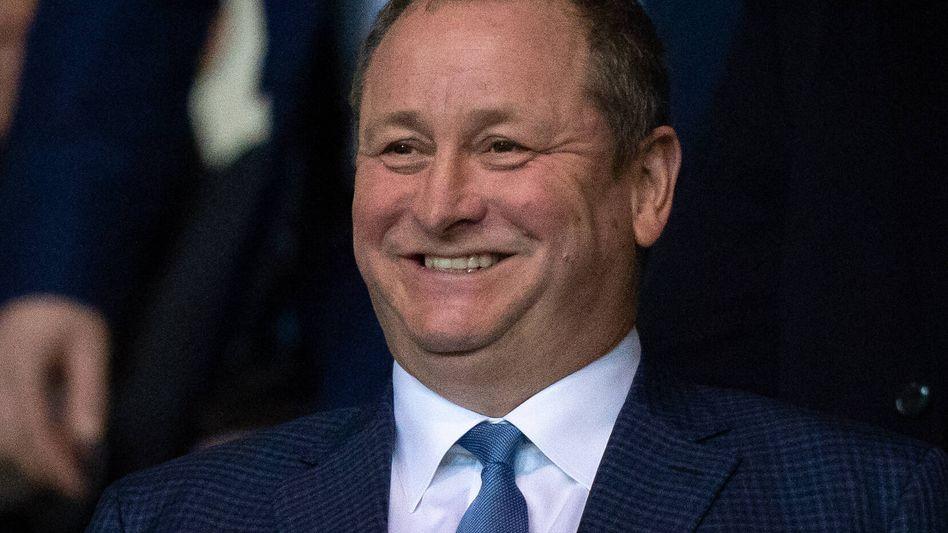 Mike Ashley: Der britische Milliardär will seine Anteile an Hugo Boss aufstocken