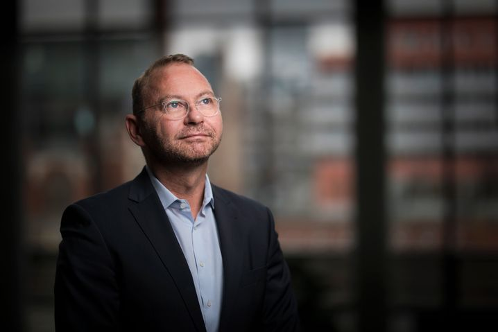 Bald Anführer von Europas zweitgrößter Gewerkschaft: Frank Werneke.
