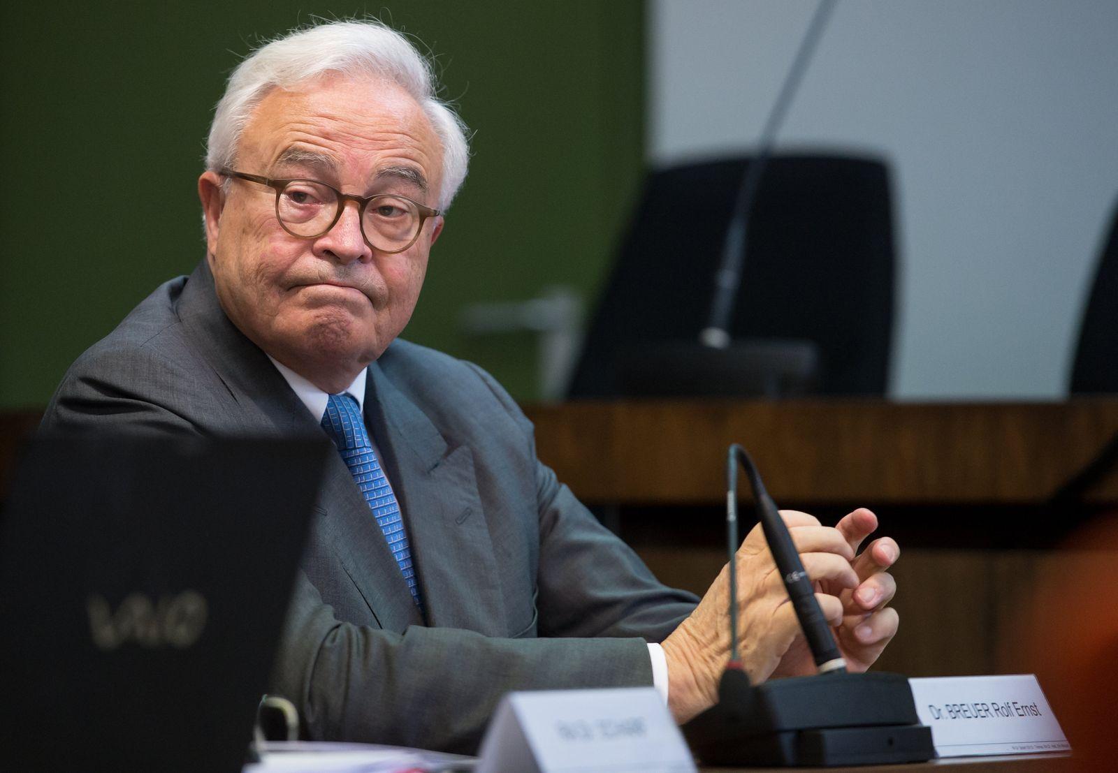 Prozess gegen Deutsche-Bank-Manager - Fortsetzung