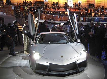 Technologieschub, aber nicht zum Spritsparen: Der neue Lamborghini Reventon