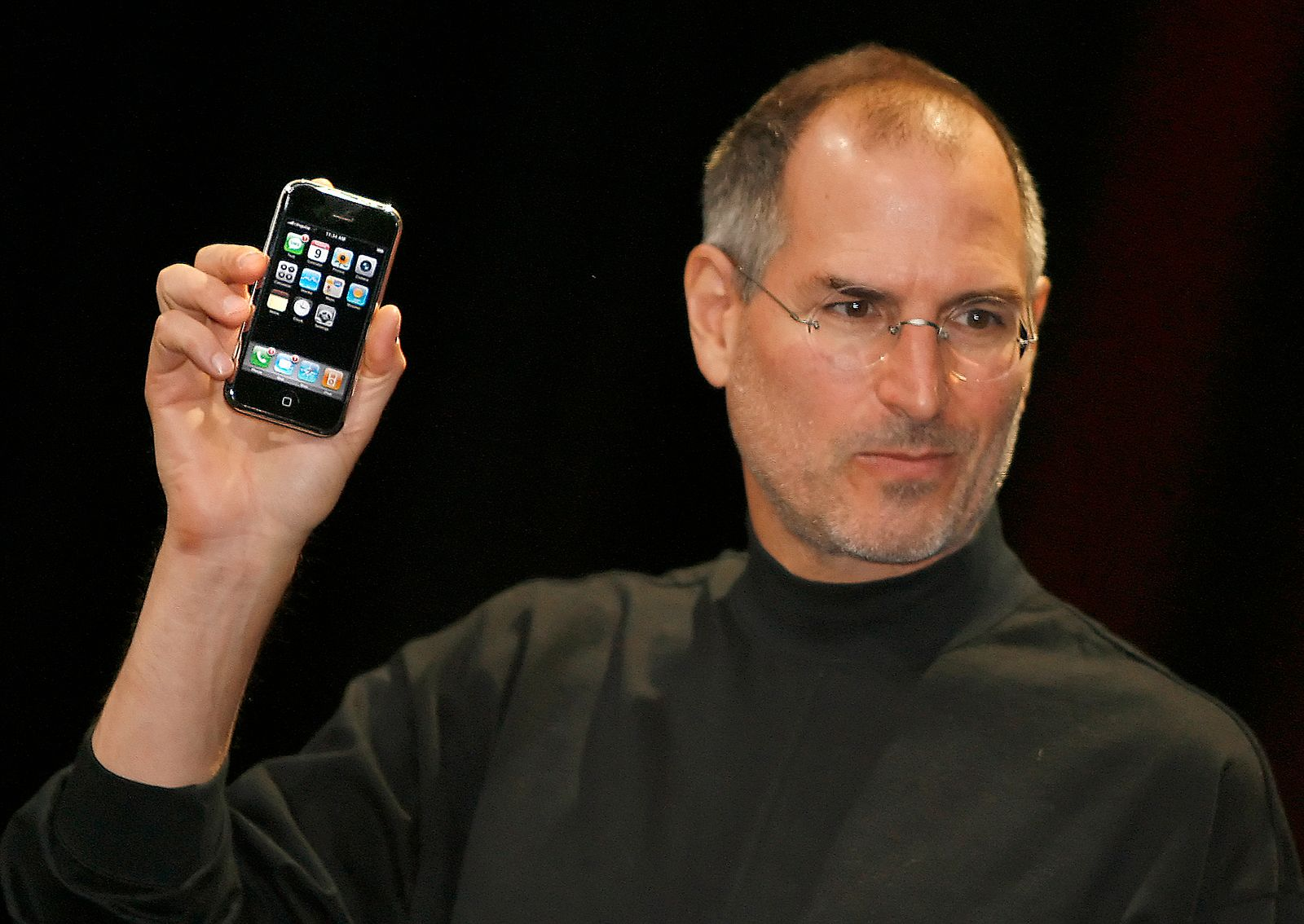 Apple / iPhone / Steve Jobs