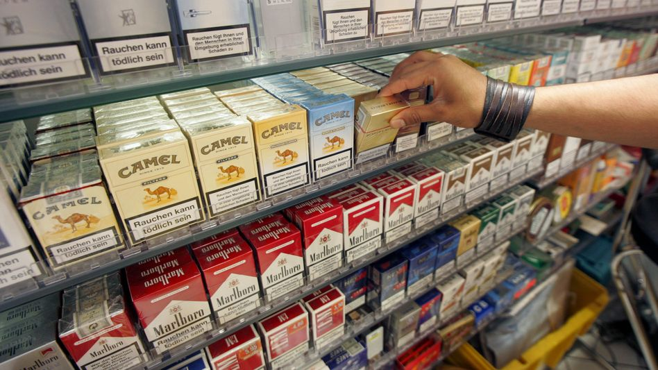 Künftig deutlich teurer: Mit der Steuererhöhung ab 2012 wollen Zigarettenhersteller in Deutschland auch ihre Preise erhöhen