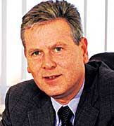 Ist seinen Datasave-Job los: Wolf Michael Henneberg
