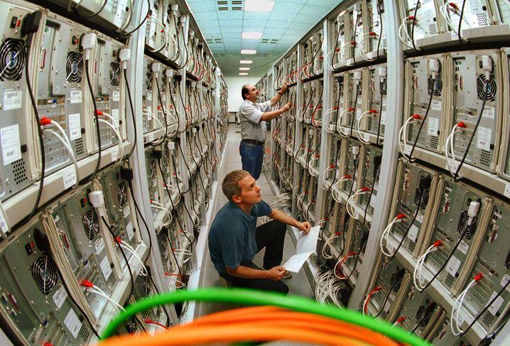 Herren der Netzwerke: Informatik-Spezialisten können sich ihren Arbeitgeber meist aussuchen