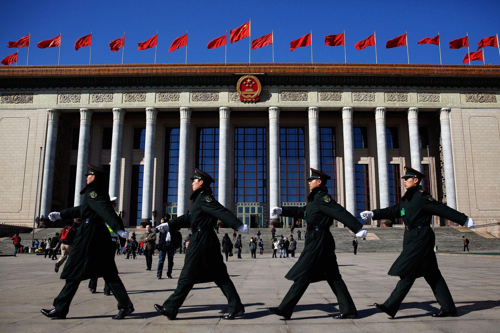 China / Jahrestagung Volkskongress / NVK
