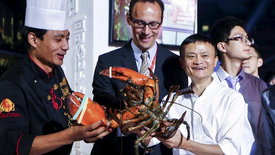 """Alibaba-Chef Jack Ma: """"Man sollte von seinen Konkurrenten lernen, sie aber nicht hassen"""""""