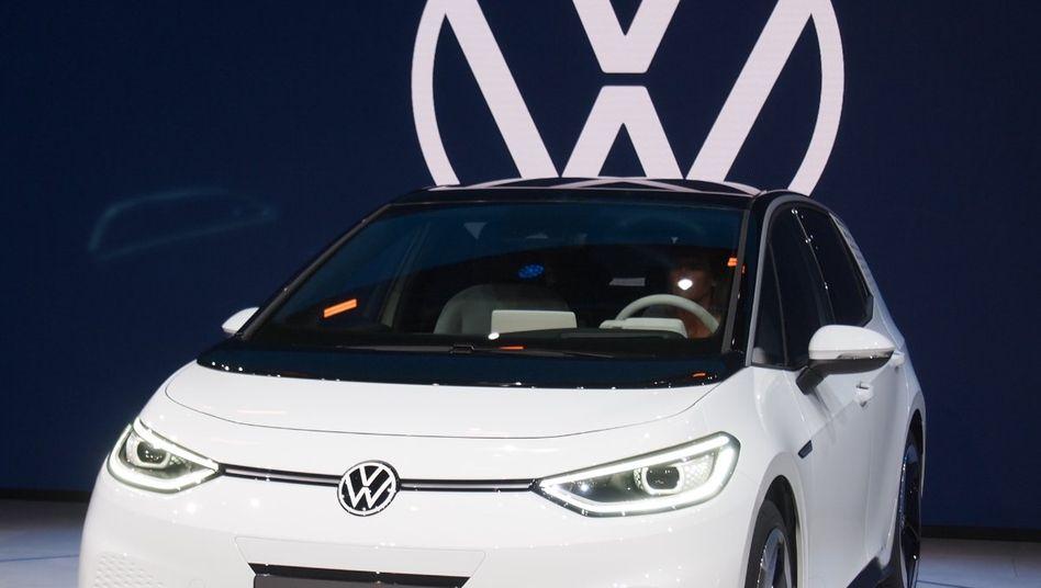 VW ID3: Volkswagen erhöht die Investitionen