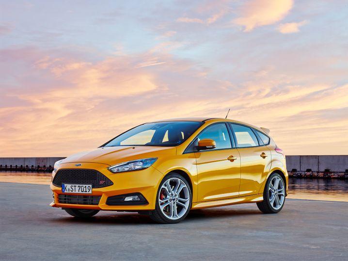 Ford Focus: Mit ordentlich Knick und Schwung in den Frühling - Platz 10