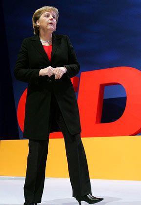 Sieht noch Verbesserungsbedarf bei der Unternehmensbesteuerung: Bundeskanzlerin Angela Merkel