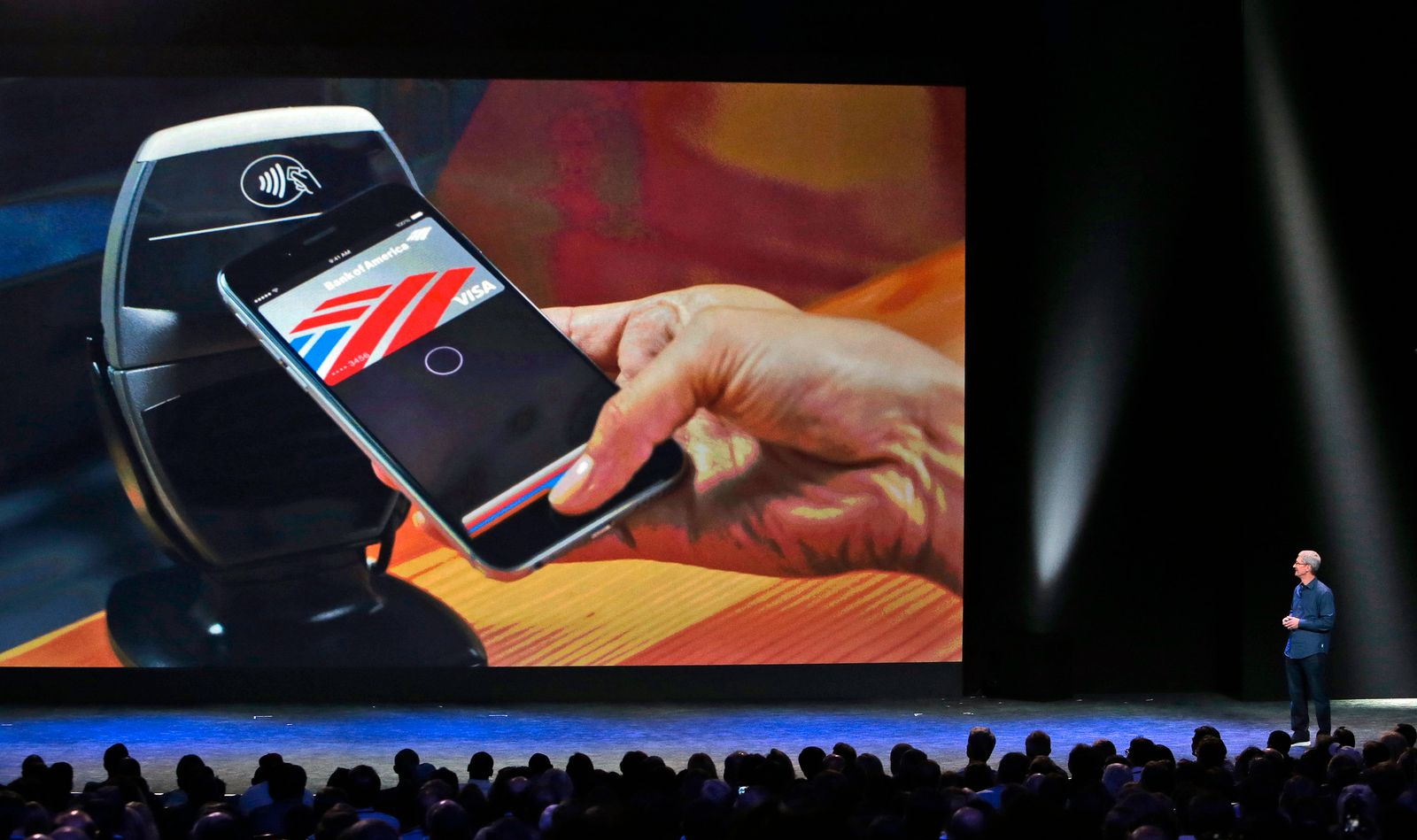 Apple Pay / Tim Cook
