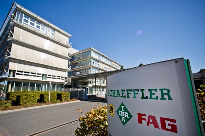 Schaeffler beschäftigt bisher etwas über 1000 Mitarbeiter in Großbritannien