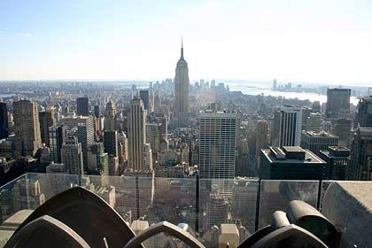 Neuer Bankriese in New York: Die Bank of New York und Mellon verwalten zusammen rund 1,1 Billiarden Dollar