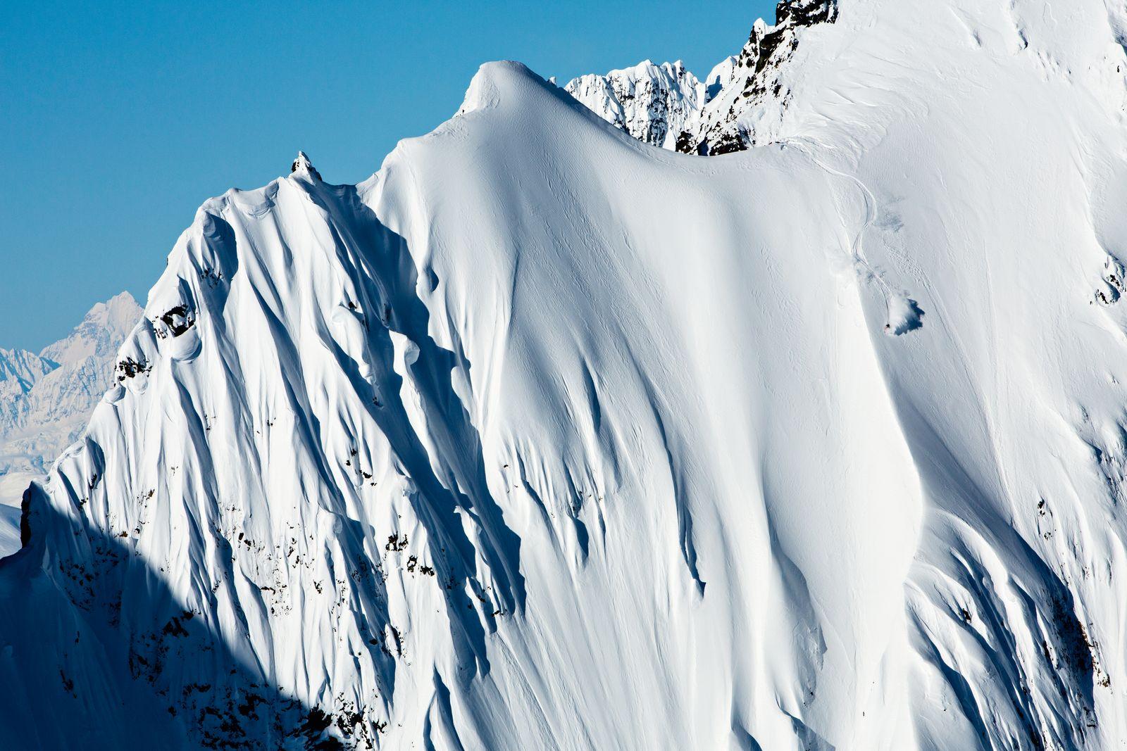 EINMALIGE VERWENDUNG Limit Skills | Berglandschaft