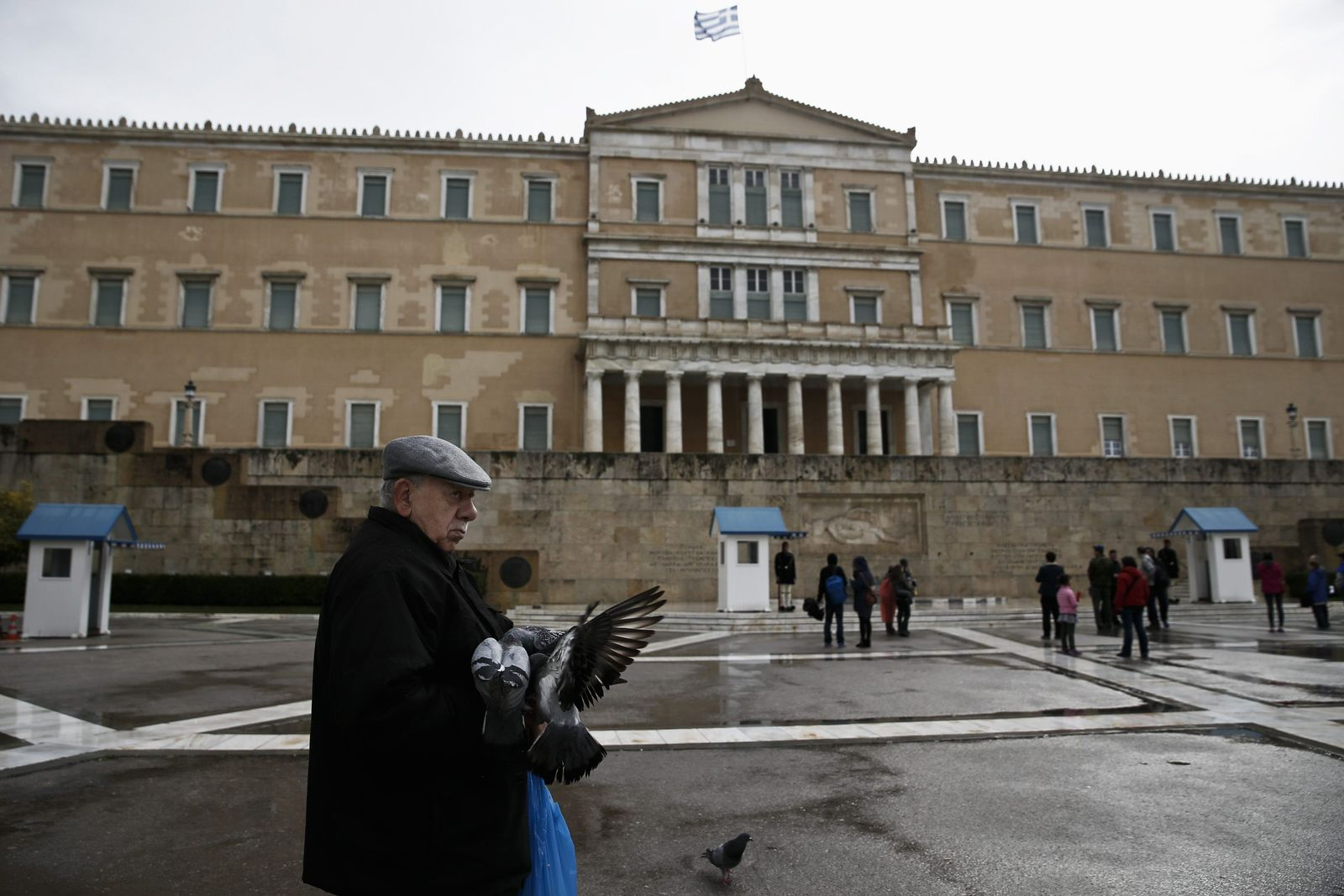 Athen / Griechenland / Parlament