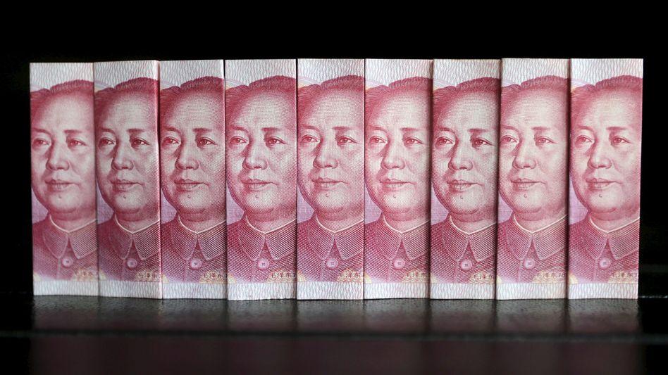 Yuan: Weniger wert, weniger gesucht, weniger wert, weniger gesucht - mit diesem Teufelskreis muss Chinas Administration umgehen