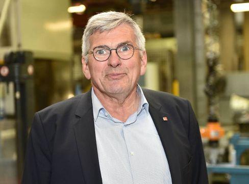 Ideengeber: IG-Metall-Chef Jörg Hofmann
