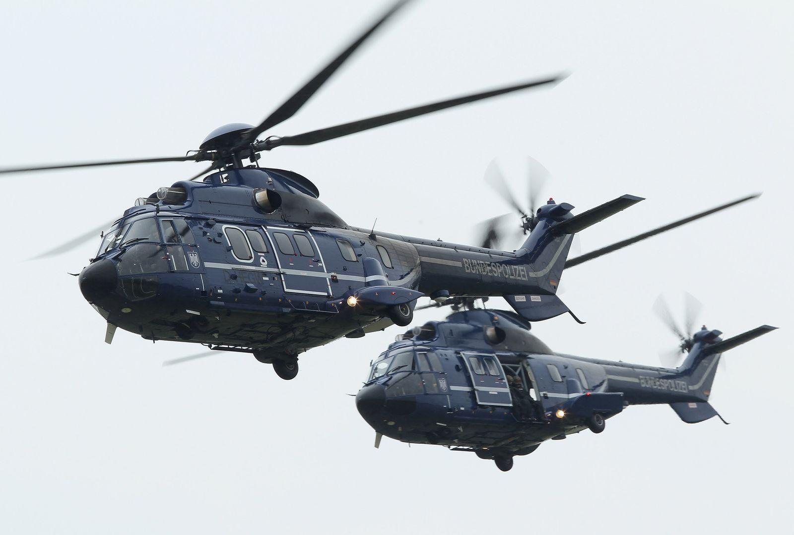 Super Puma / Airbus / Bundespolizei