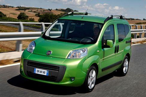 Klein und sparsam: Dennoch hat Fiat im Januar mit seinen drei Marken 31 Prozent weniger Wagen abgesetzt.