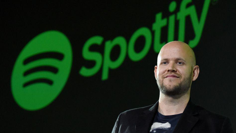Spotify-Gründer Daniel Ek: 153 Millionen zahlende Kunden bis Jahresende