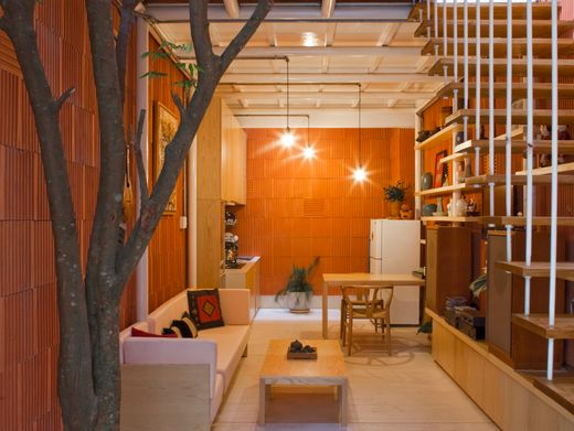 Winzig: Das 3x9 House in Ho-Chi-Minh-Stadt