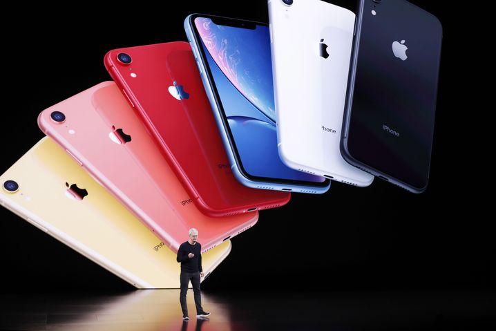 Apple verschiebt die Einführung des neuen iPhones