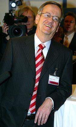 Schwärmt für den Standort Finnland: Ex-Siemens-Chef Heinrich von Pierer