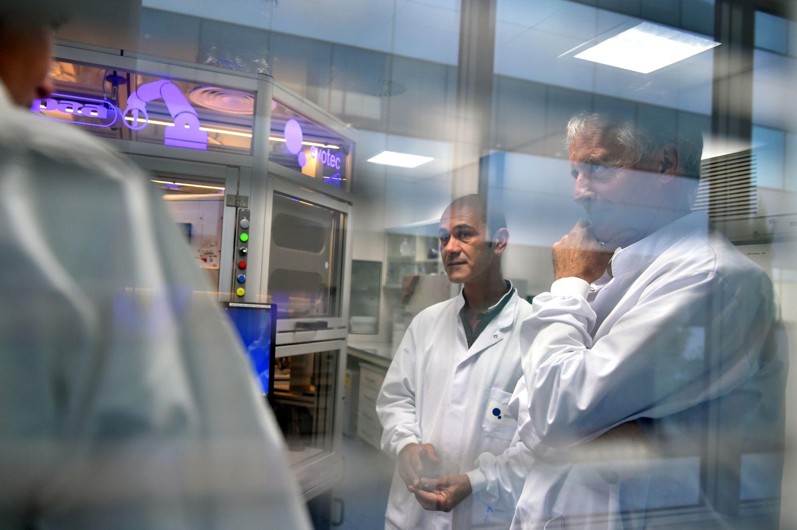 Evotec / Biotech / Pharma