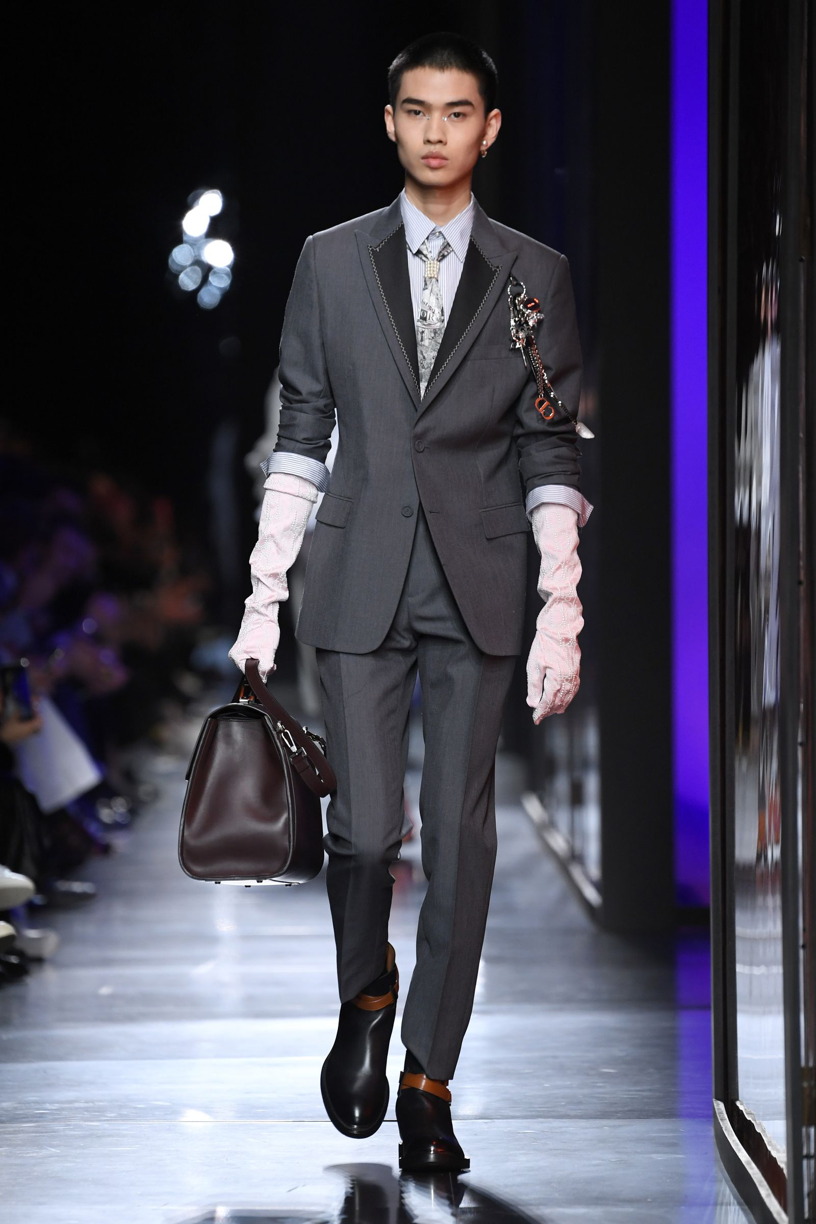 Dior Homme : Runway - Paris Fashion Week - Menswear F/W 2020-2021