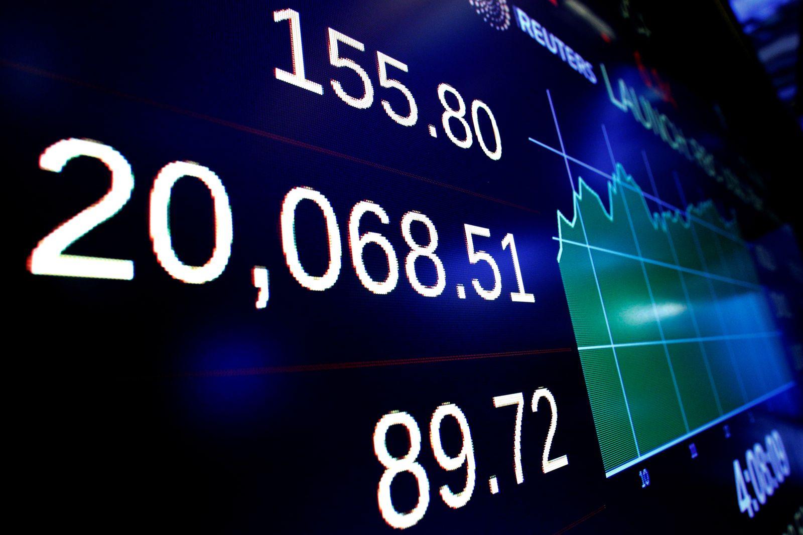 Usa / Börse / Stock Market