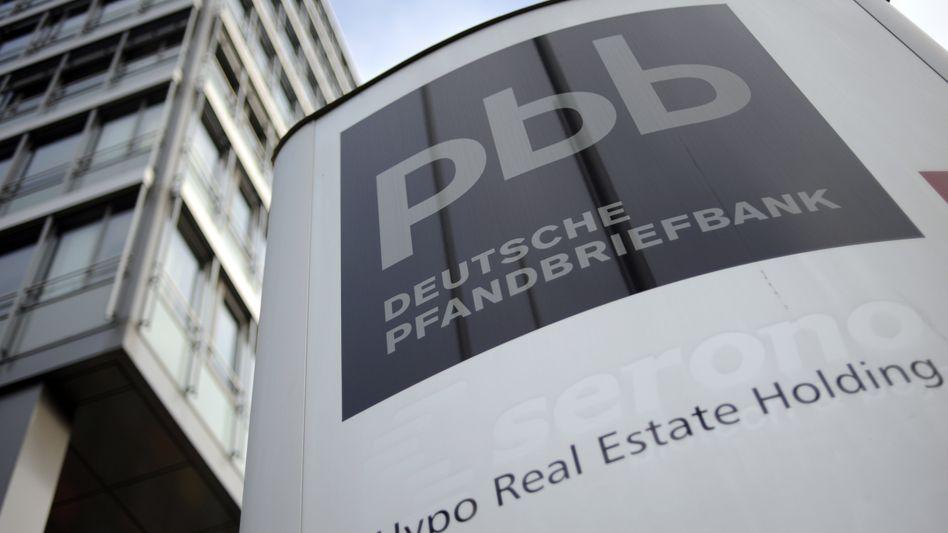Deutsche Pfanbriefbank: Mit dem Verkauf erlöste der verstaatlichte Immobilienfinanzierer HRE rund 287 Millionen Euro