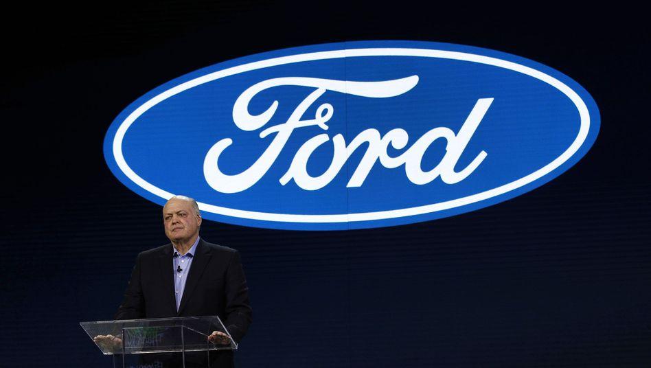 Ford-CEO James Hackett hat nun einen neuen COO an der Seite