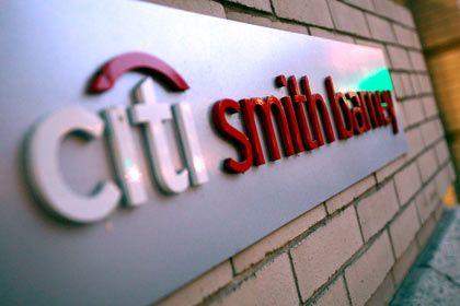 Citigroup speckt ab: Das Brokergeschäft Smith Barney bringt das Institut in ein Gemeinschaftsunternehmen mit Morgan Stanley ein