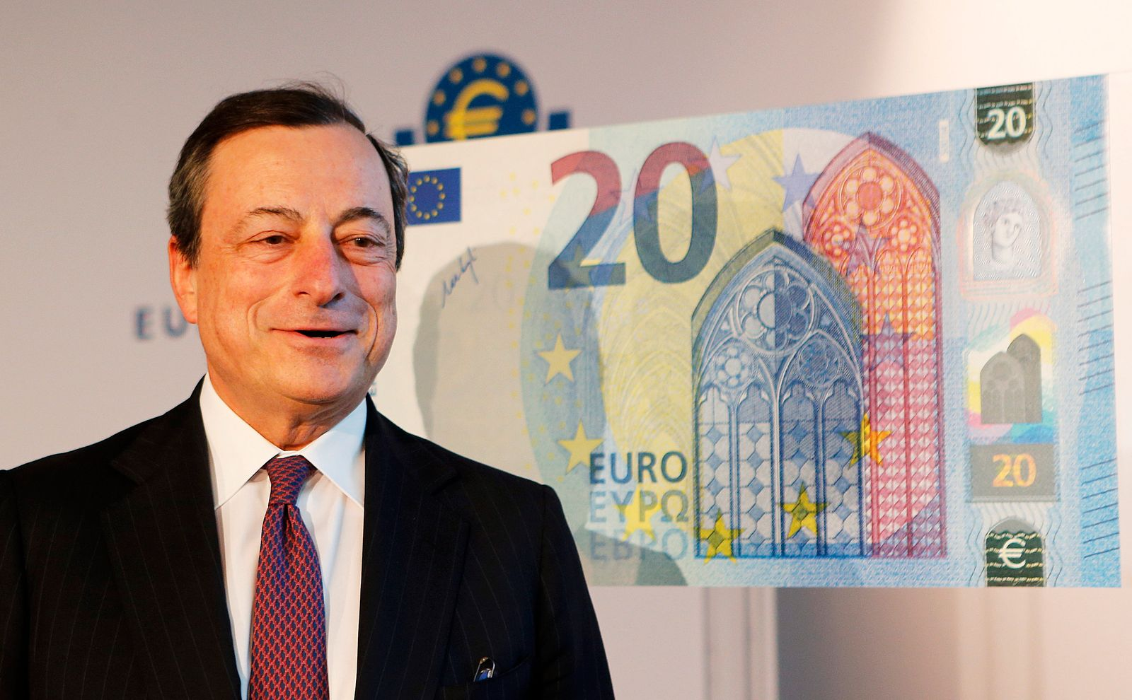 Germany Euro Draghi