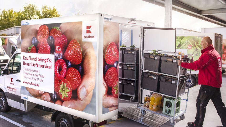 Aus in Berlin: Kaufland zieht sich aus dem Online-Lebenmittelhandel zurück