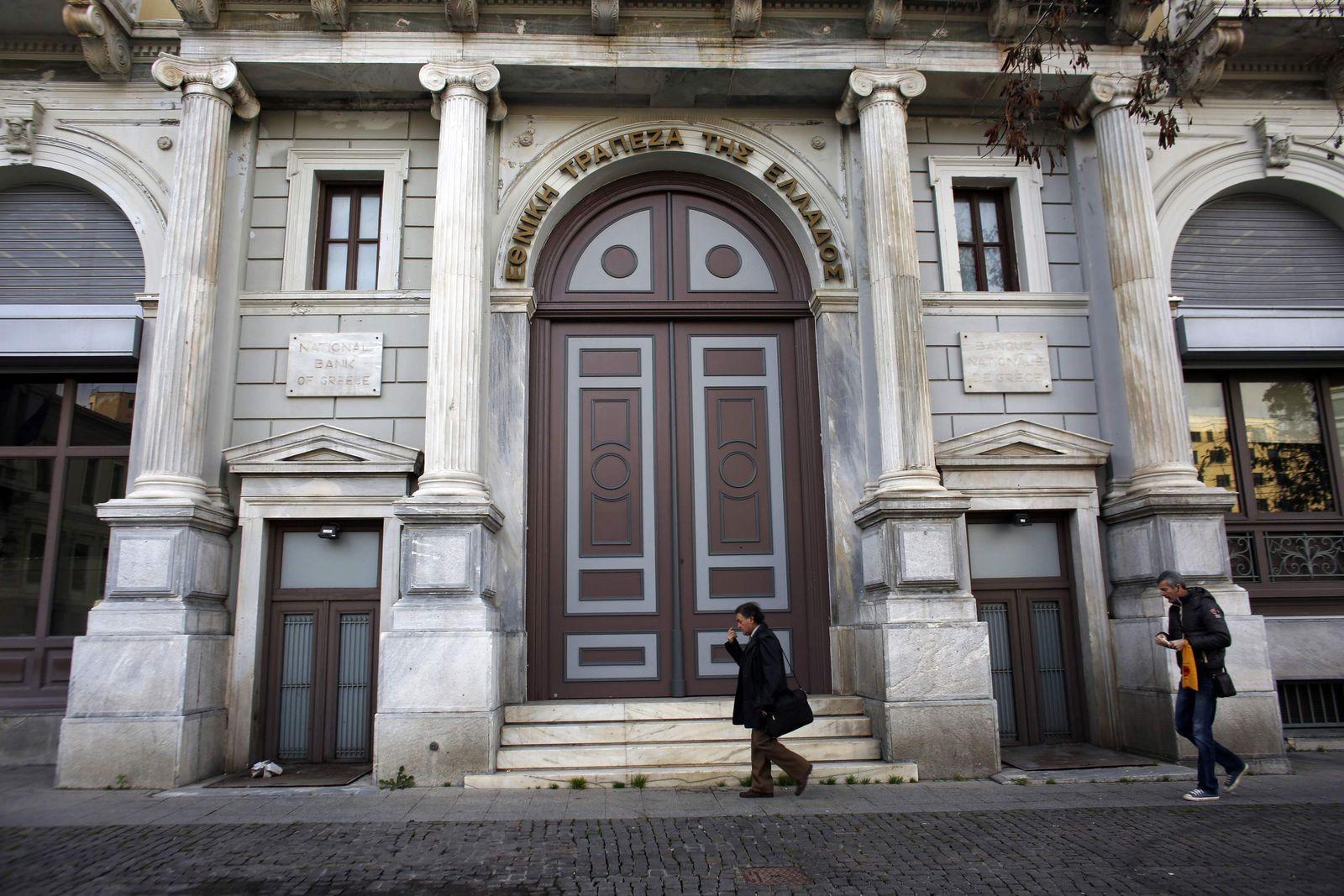 Griechenland, National Bank of Greece