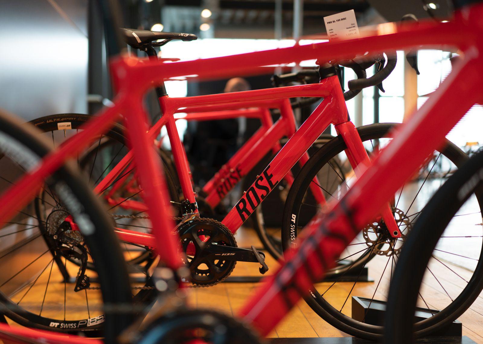 Preissteigerung in der Bike Branche