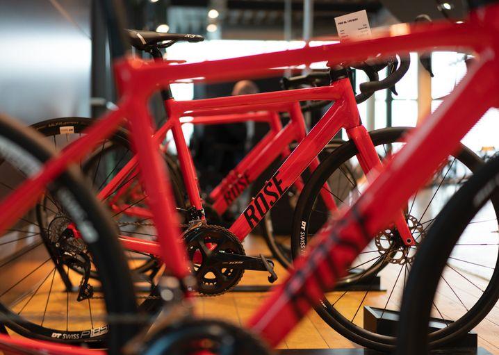 Inflation: Rose Bikes stellt die Fahrradkunden auf 8 bis 12 Prozent höhere Preise ein