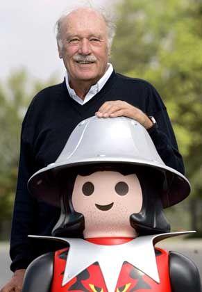 Der Erfinder: Playmobil-Gründer Brandstätter