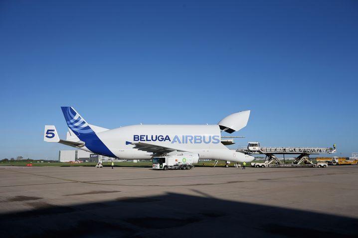 Transportflugzeug von Airbus: Weil der Flugzeugbauer auch in der Rüstung aktiv ist, muss er auf Gelder aus Norwegen verzichten