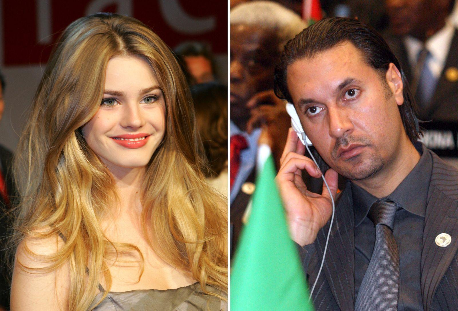 Vanessa Hessler / Mutassim Gaddafi