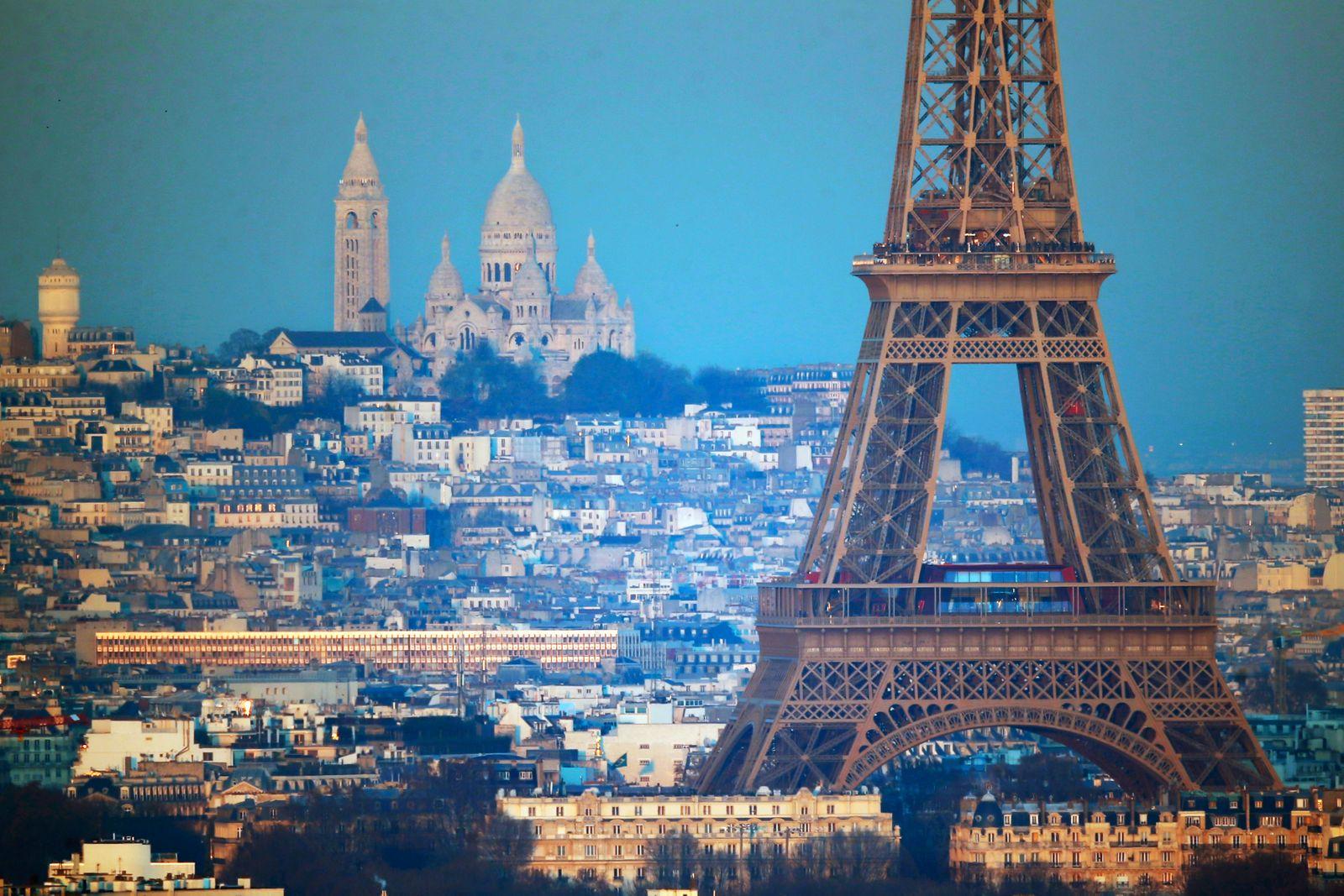 Frankreich / Paris / Eifelturm