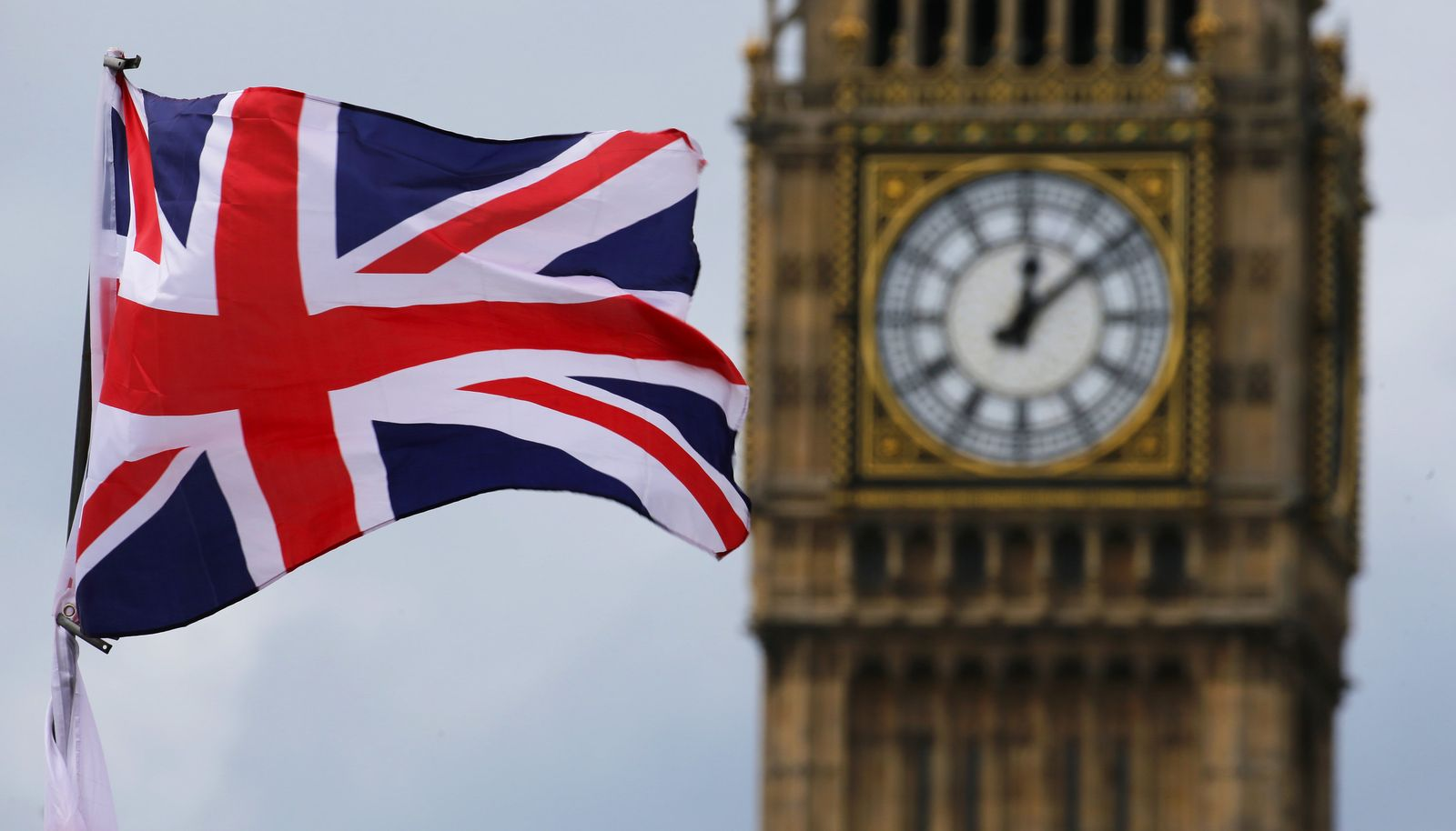 Big Ben Union Jack