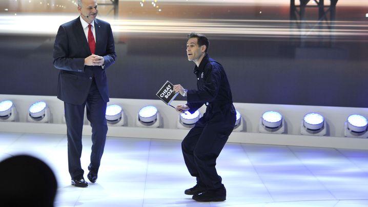 """Simon Brodkin: Ein """"Cheat Device"""" für Volkswagen"""