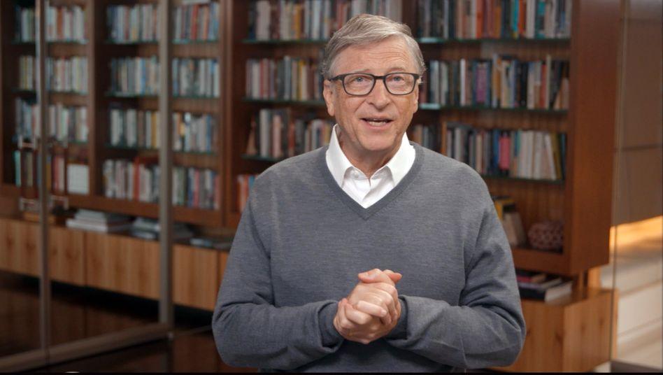 Bill Gates, der zweitreichste Mann der Welt