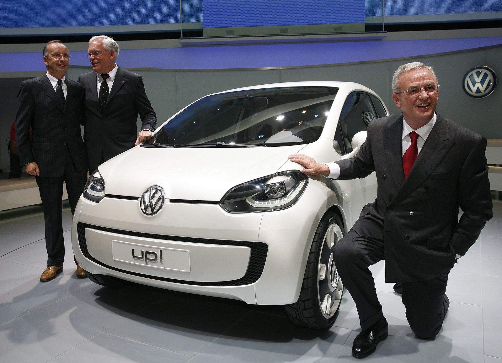 VW Up / IAA 2007