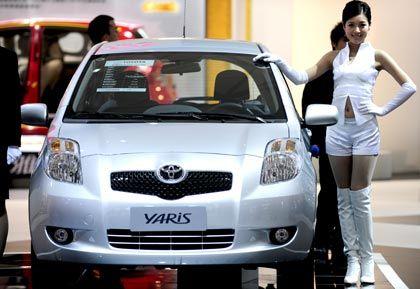 Verkaufsfördernde Maßnahme: Toyota will kräftig zulegen