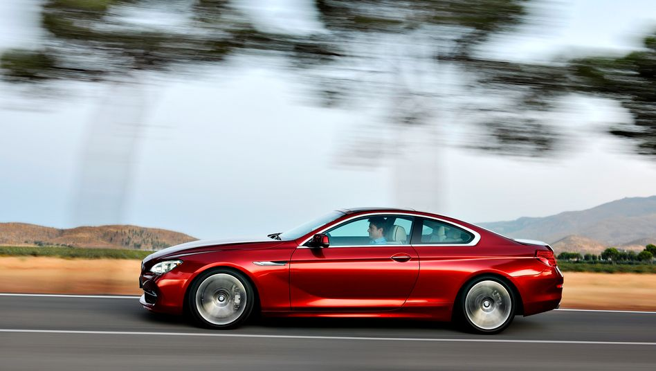 Das neue 6er Coupé von BMW: Der Konzern will auch 2011 rasant weiter verkaufen