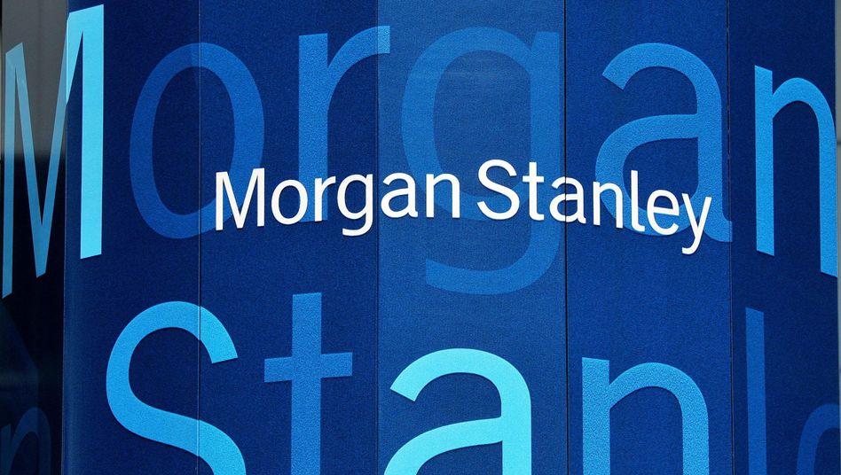Morgan-Stanley-Büros in New York City